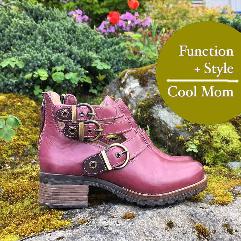 Function plus style equals cool moms!